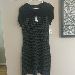 Brand New w/ tags black dress